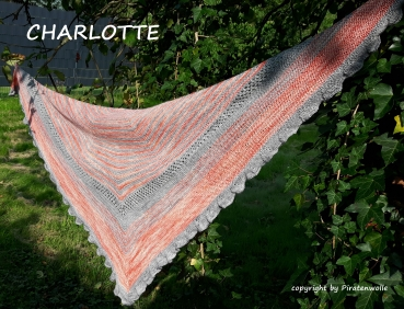 Knitting pattern *Charlotte*
